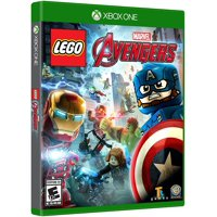LEGO MARVEL AVENGERS, Warner Bros, Xbox One