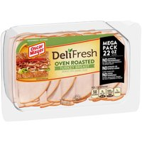 Oscar Mayer Deli Fresh Oven Roasted Turkey Breast Lunch Meat, 22 oz Package