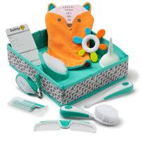 Safety 1st Welcome Baby Grooming Kit, 21 Piece Gift Set
