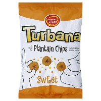 Turbana Sweet Plantain Chips - 7oz/12pk