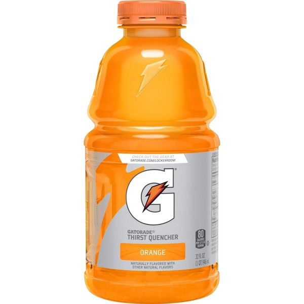 Gatorade Orange Sports Drink - 32 fl oz Bottle