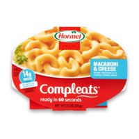 Hormel Compleats Macaroni & Cheese, 7.5 Ounce