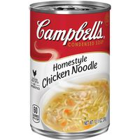 Campbell's® Homestyle Chicken Noodle Soup