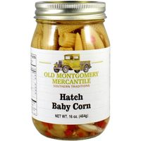 Old Montgomery Mercantile Hatch Baby Corn