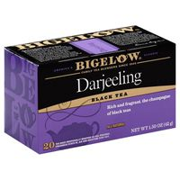 Bigelow Black Tea Darjeeling - 20 CT