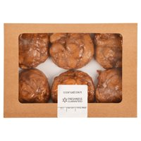Freshness Guaranteed Apple Fritters, 6 Count