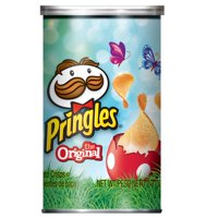 Pringles Original Easter Limited Edition Potatoe Crisp Chips 2.36 oz can
