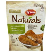 Tyson Naturals Gluten Free Breaded Chicken Breast Strips, 16.0 OZ