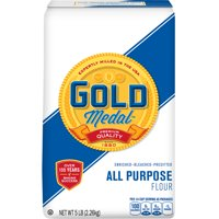 Gold Medal Flour All-Purpose, 5 lb Bag