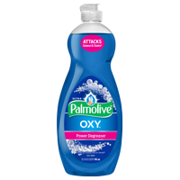 Palmolive Ultra Liquid Dish Soap, Oxy Power Degreaser - 32.5 Fluid Ounce