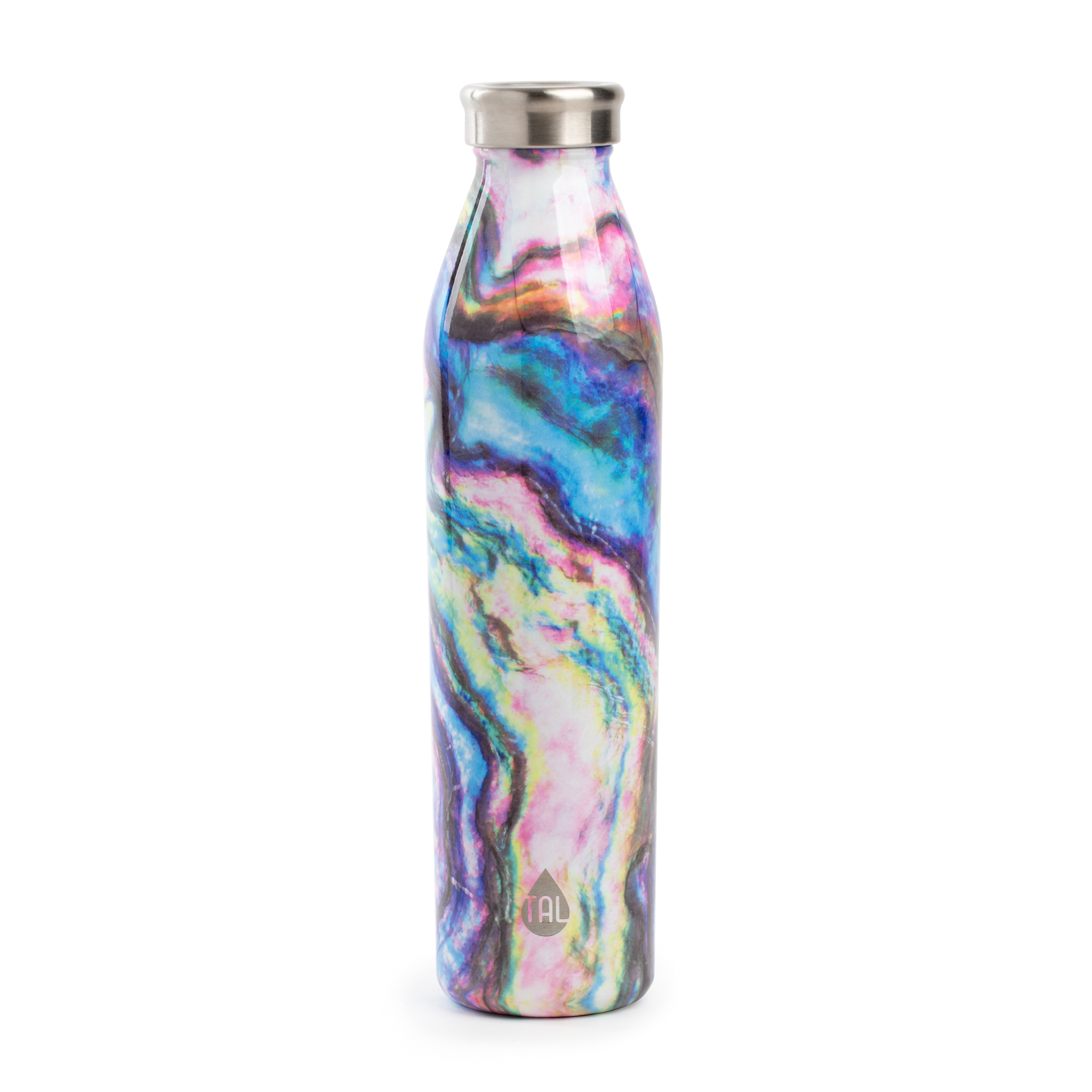 Tal 20 Oz Stainless Vacuum Insulated Modern Water Bottle Pearl From Walmart In San Antonio Tx Burpy Com Tal water bottles hold both hot and cold liquids. tal 20 oz stainless vacuum insulated modern water bottle pearl from walmart in san antonio tx burpy com