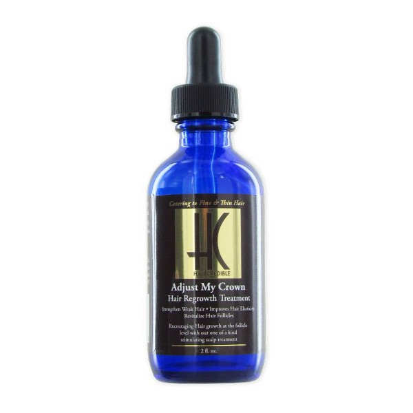 Haircredible Adjust My Crown Hair Regrowth Treatment - 2 fl oz
