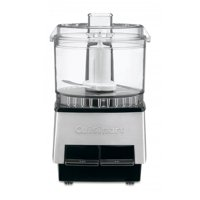 Cuisinart Mini Prep 21 Ounce Stainless Steel Black Food Processor