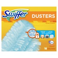 Swiffer Dusters Multi-Surface Refills, with Febreze Lavender Vanilla & Comfort Scent, 18 count