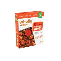 Wholly Veggie! Frozen Buffalo Cauliflower Wings - 13.2oz