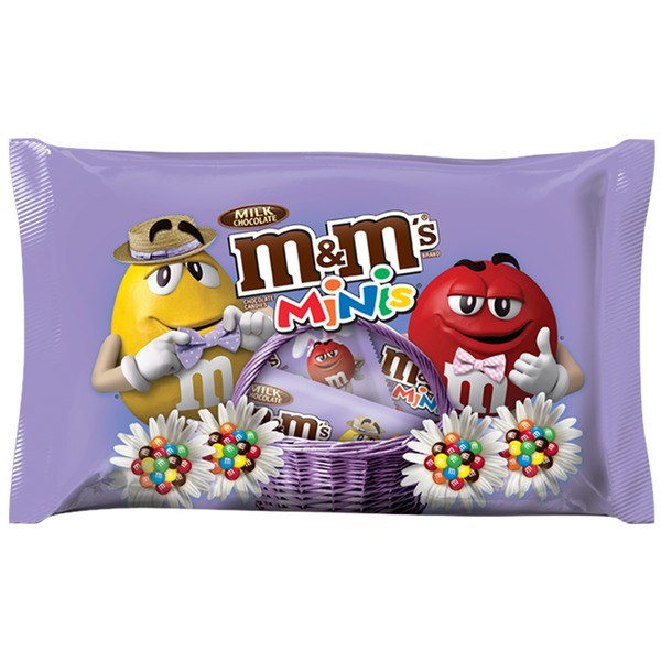 M&m's Easter Milk Chocolate Fun Size MINIS Size Candy
