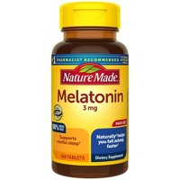 Nature Made Melatonin Dietary Supplement Tablets