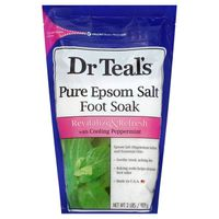 Dr. Teal's Pure Epsom Salt Refreshing Foot Soak