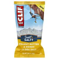 CLIF Bar Sweet & Salty Collection Peanut Butter & Honey with Sea Salt Energy Bar
