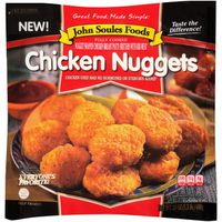 John Soules Foods Chicken Nuggets