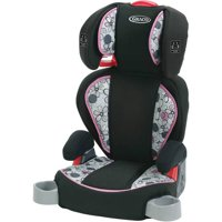 Graco TurboBooster High Back Booster Car Seat, Iris Pink