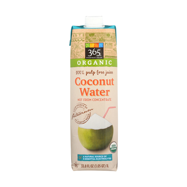 365 Everyday Value® Coconut Water, 33.8 Fl. Oz.