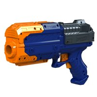 Adventure Force Tactical Strike Sentry X2 Spring Action Ball Blaster - Compatible with NERF Rival