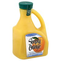 Simply Orange Pulp Free Orange Juice with Calcium & Vitamin D