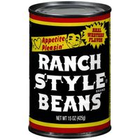 Ranch Style Beans Black Label Beans