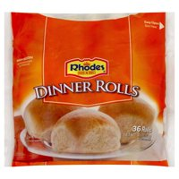Rhodes Bake-N-Serv® Yeast Dinner Rolls 36 ct Bag