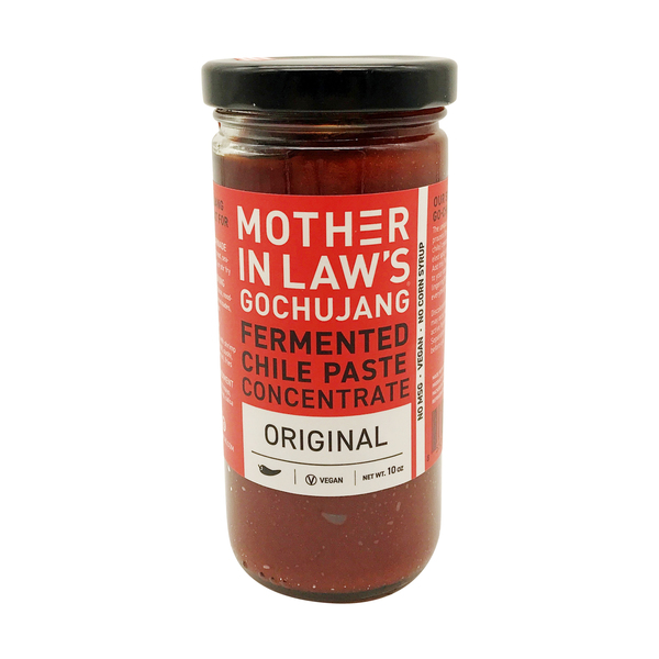 Mother in law's Gochujang Fermented Chile Paste, 10 oz