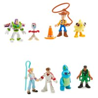 Imaginext Toy Story Deluxe Figure Pack