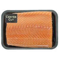 Fish Market Atlantic Salmon Center Cut