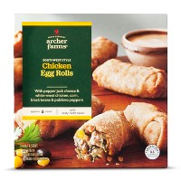Frozen Southwest Style Chicken Egg Rolls - 11oz - Archer Farms™