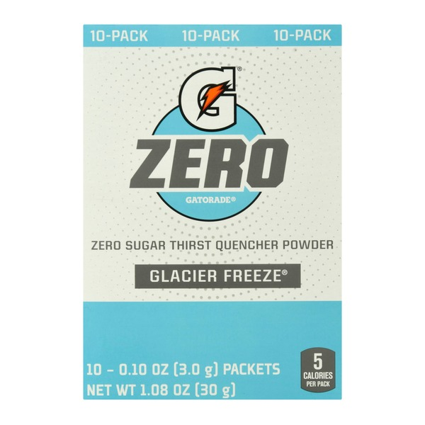 Gatorade Glacier Freeze Thirst Quencher