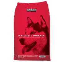 Kirkland Signature Nature's Domain Turkey & Sweet Potato Formula For Dogs, 35 lb