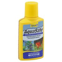 Tetra AquaSafe, Maintenance