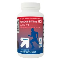 Glucosamine HCl Dietary Supplement Tablets - 150ct - Up&Up™
