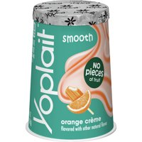 Yoplait Original Yogurt, Orange Crème, Low Fat, 6 oz