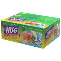 Little Hug Fruit Drink Barrels Tropical Fruit Variety Pack, 8 Fl. Oz., 20 Count