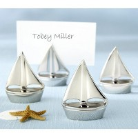12ct Shining Sail Table Place Holder