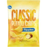 Kroger Classic Ripples Potato Chips