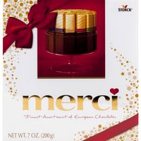 Merci Finest Assortment of European Chocolates