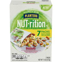 Planters NUT-rition Mens Health Recommended Mix