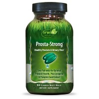 irwin naturals Prosta-Strong Dietary Supplement Liquid Soft-Gels - 90ct