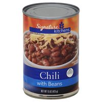 Signature Chili, with Beans