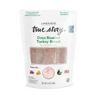 True Story Non-GMO Oven Roasted Turkey Snack Pack - 5oz