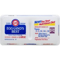 Eggland's Best Grade A Large Eggs - 18ct