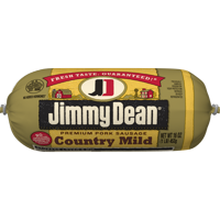 Jimmy Dean Premium Pork Country Mild Sausage Roll, 16 Oz.