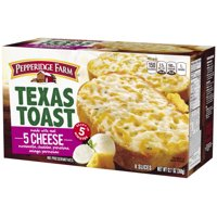 Pepperidge Farm Texas Toast Frozen 5 Cheese Bread, 12.7 oz. Box